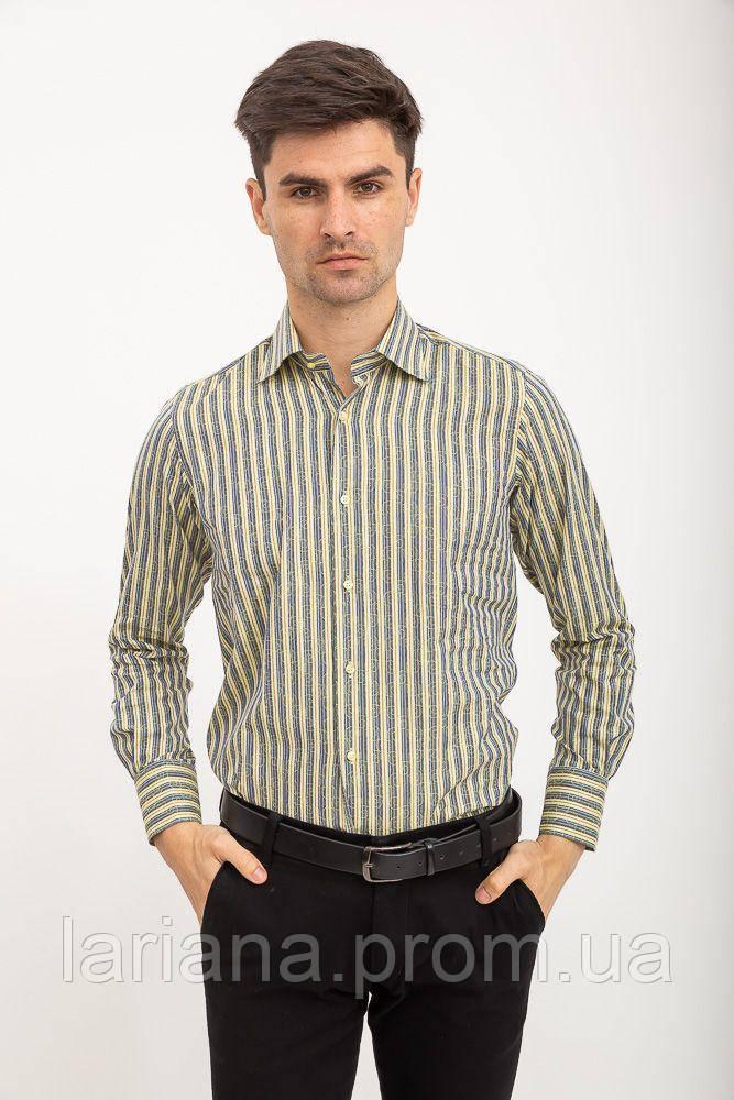 Рубашка 113RPia57 цвет Оливковый