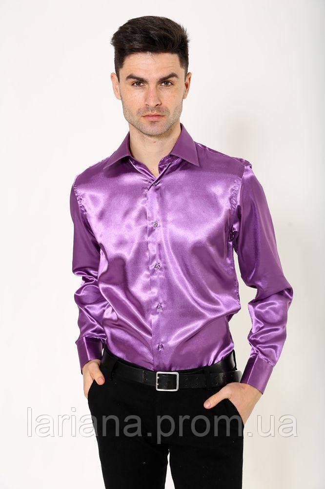 Рубашка 113RPass26 цвет Сиреневый