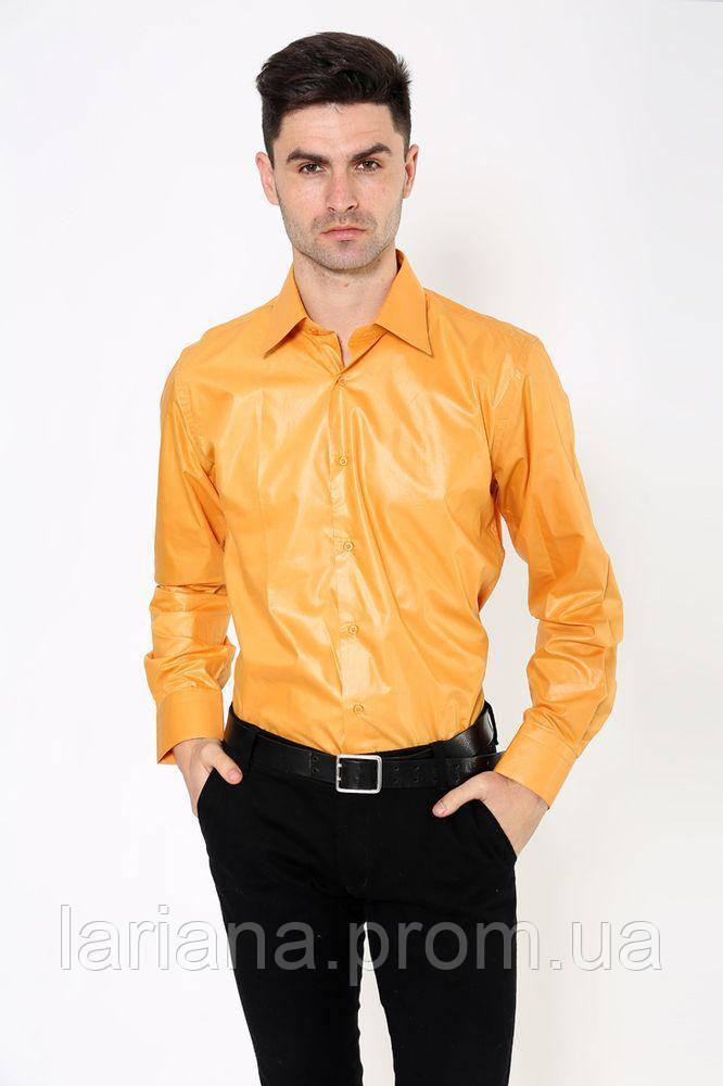 Рубашка 113RPass25 цвет Терракотовый
