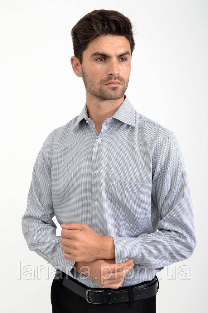 Рубашка 113RPass009 цвет Светло-серый