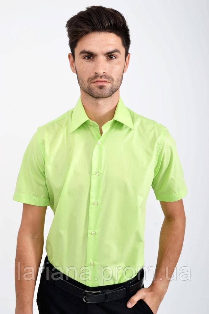 Рубашка 113RPass0010 цвет Салатовый