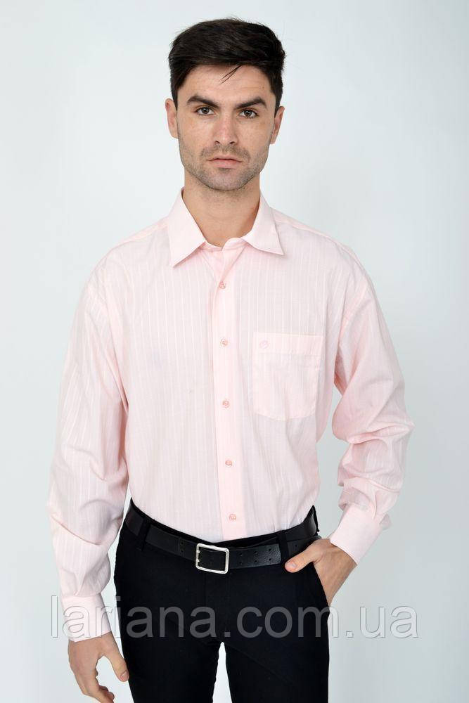 Рубашка 113ROM97 цвет Персиковый
