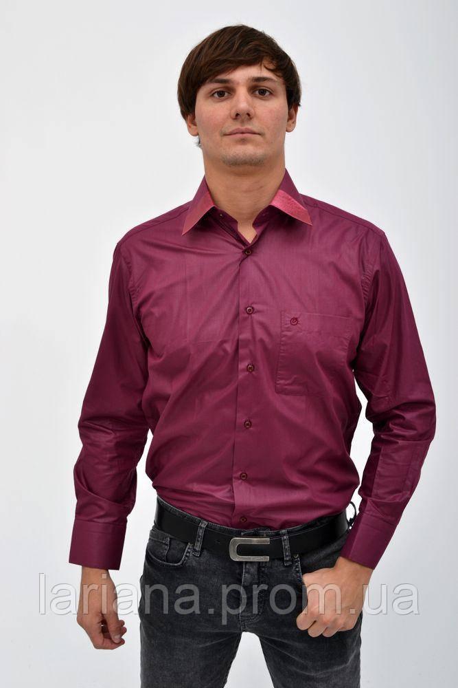 Рубашка 113ROM96 цвет Лиловый