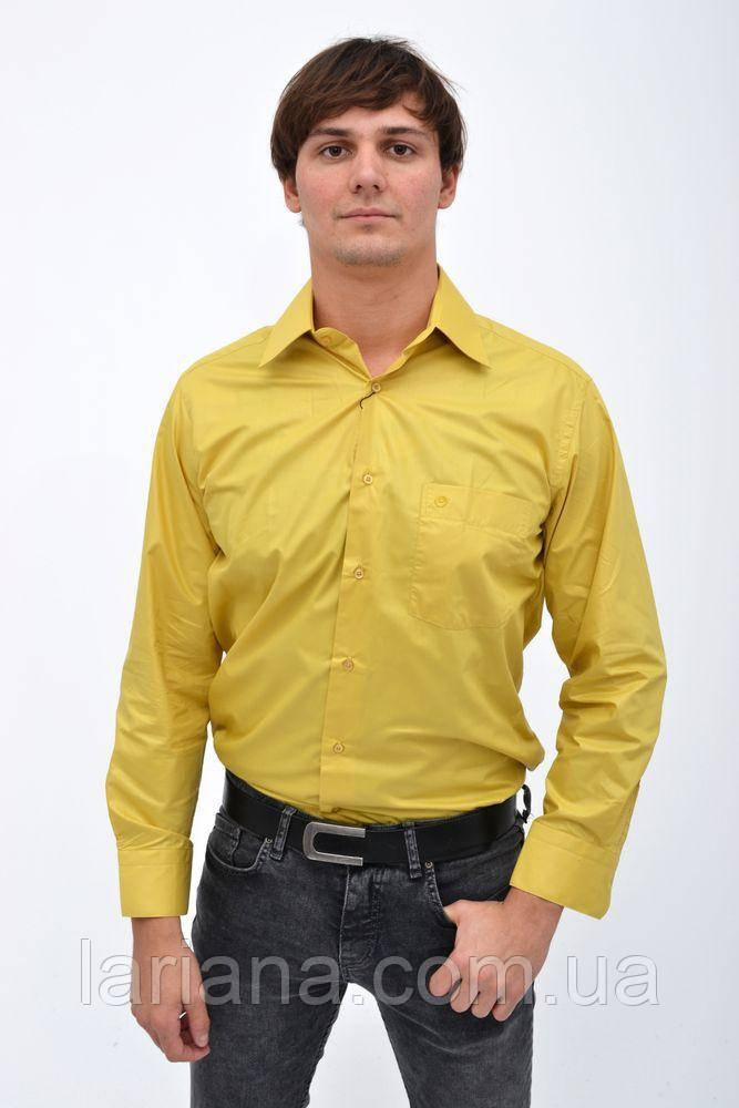 Рубашка 113ROM102 цвет Желтый