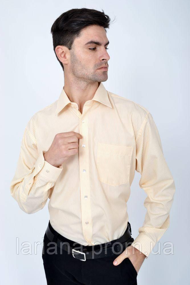 Рубашка 113RHAN0021 цвет Персиковый
