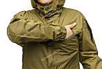 Костюм демисезонный тактический Горка 3 Шнайдер флис олива хаки, фото 4