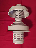 Вертикальный наконечник 60/100 грибок для конденсационного дымохода