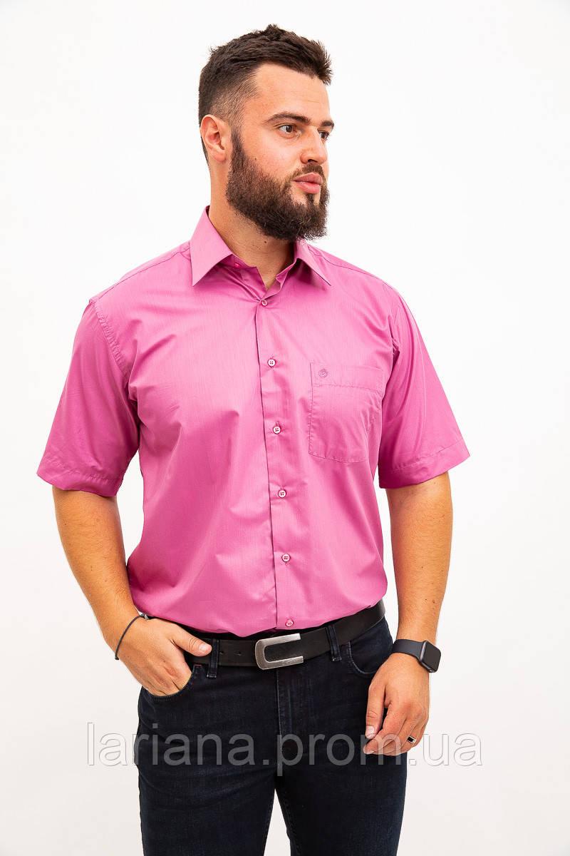 Рубашка 113R001 цвет Светло-фиолетовый