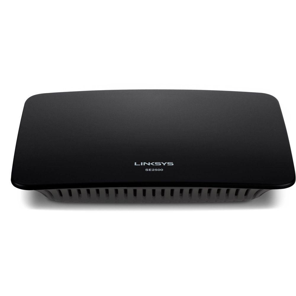 Коммутатор Cisco Linksys SE2500 5 Port Gigabit Ethernet Switch