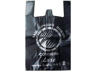 Пакет-майка 34см 55см БМВ Сomserv Люкс уп/100штук