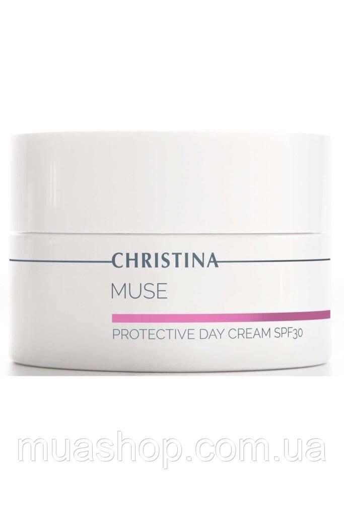 CHRISTINA Muse Protective Day Cream SPF 30 - Захисний денний крем з SPF 30, 50 мл