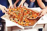 Коробка для пиццы 26см (100 шт), фото 2