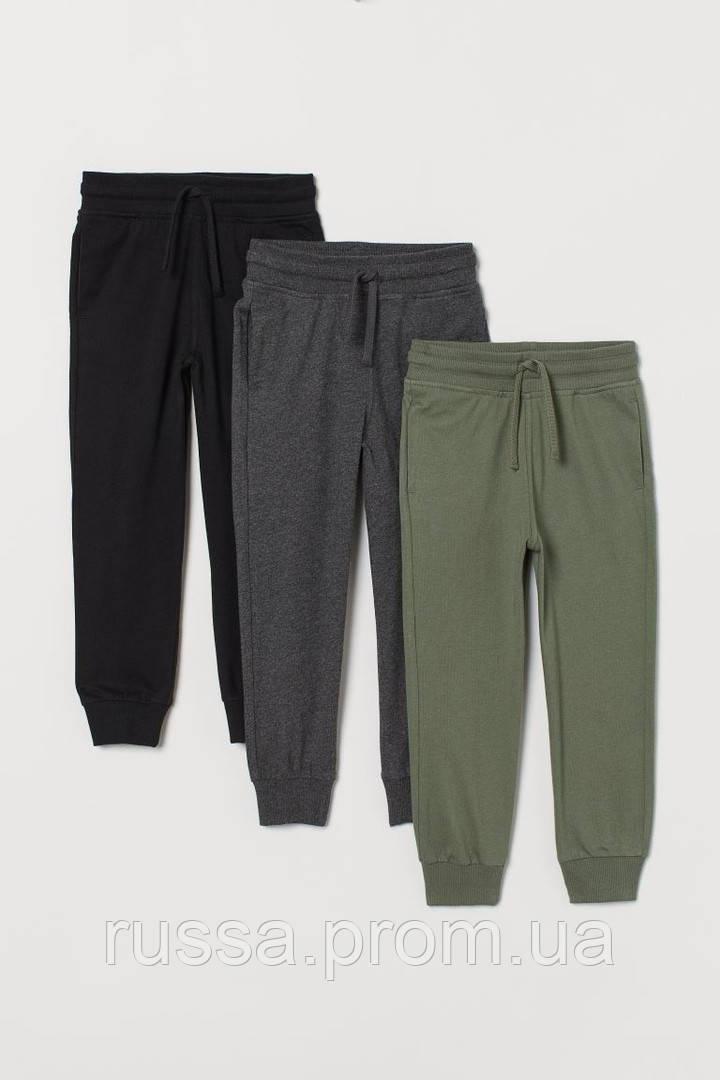 Однотонные спортивные штанишки НМ для мальчика (поштучно)