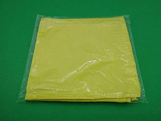 Серветка з Мікрофібри 30*30 кольорова (1 шт)