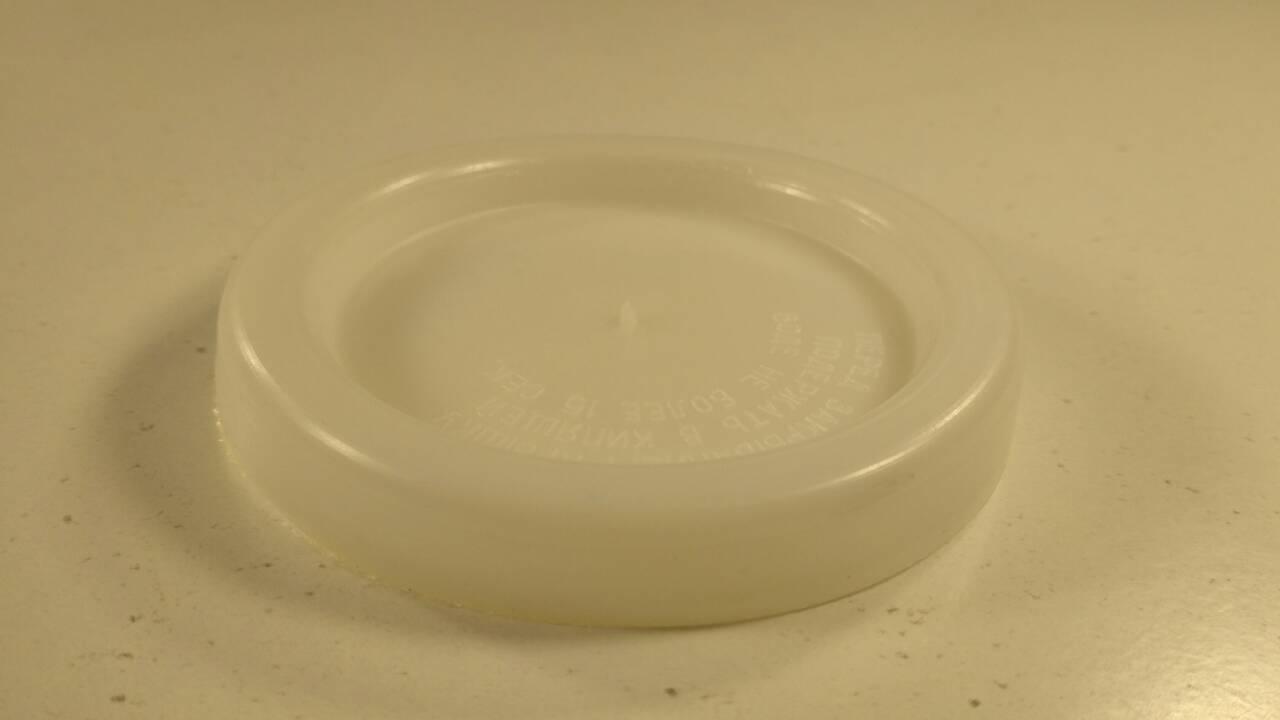 Пластикова кришка (для гарячого) (1 шт)