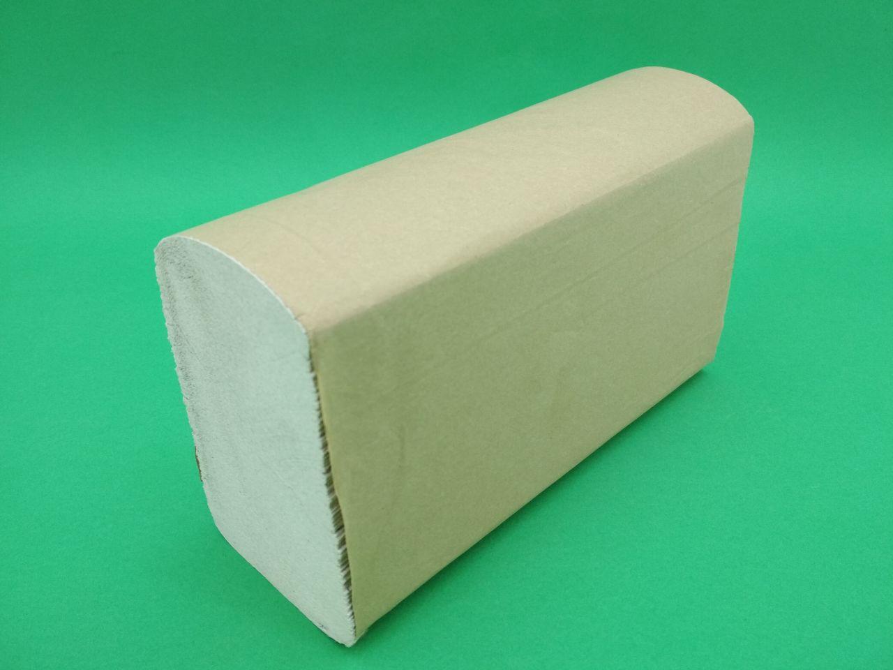 Паперовий рушник ZZ сіре(220*230) Каховинка (1 пач.)