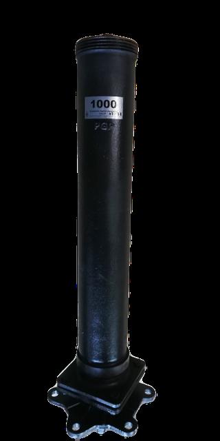Пожарный гидрант чугунный подземный PGP - C.01