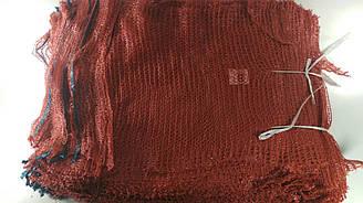 Мешок  овощная сетка (р40х60) 20кг\17гр бардо (100 шт)