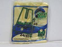 Майка п\э №25*45 Супер Торба(100шт) (1 пач)