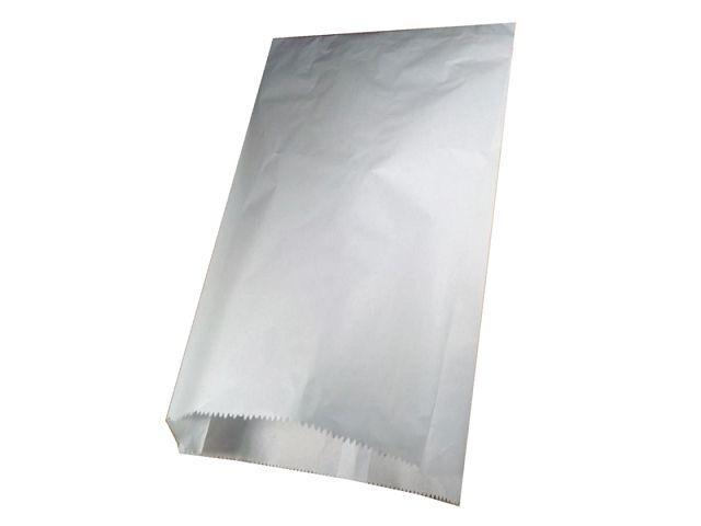 Пакет паперовий 22см 38см білий 1000 шт