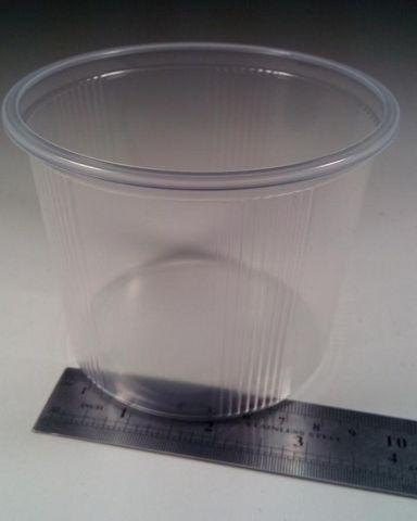 Емкость для жидкого и горячего ЕМ-110083 -500мл уп/50штук
