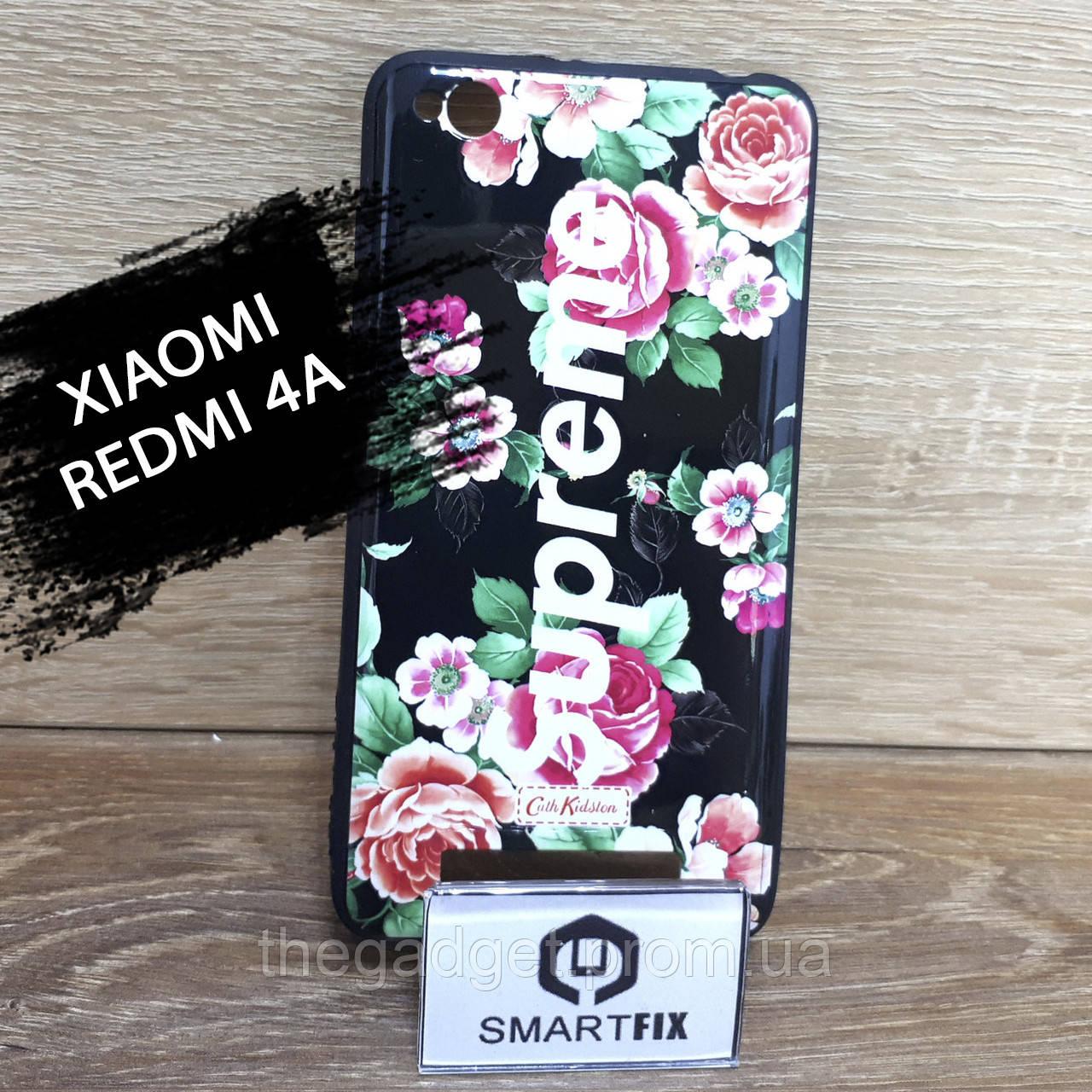 Чехол с рисунком для Xiaomi Redmi 4a