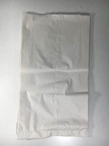 Пакет паперовий 25см 46см білий ящ. 1000 шт