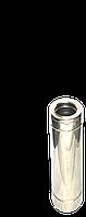 Труба, н/н, 0,5м, толщиной 1 мм, диаметр 150мм