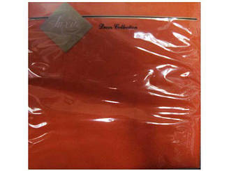 Салфетка (ЗЗхЗЗ, 20шт) Luxy Оранжевый (3-9) (1 пач)