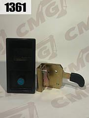 Ручка з замком кабіни оператора / кранівніка 860121638 автокрану QY25K5 XCMG