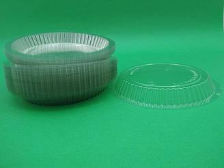 Кришка на контейнер з харчової алюміневой фольги SPT51L 100шт