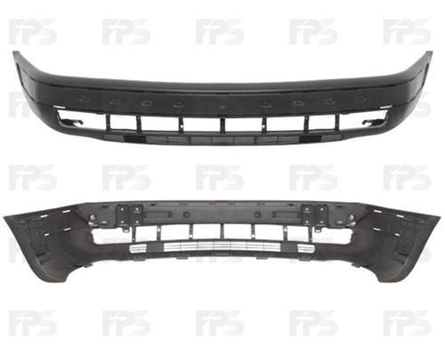 Передний бампер Audi 100 91-94 (FPS) 4A0807103B