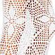 Белое ажурное платье ручной работы, фото 4