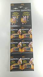 Батарейка Duracell ААA R3  алкалин 12шт.