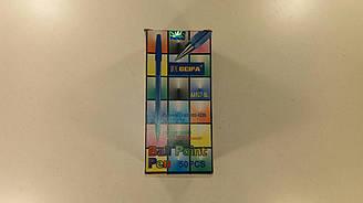 Ручка кулькова Beifa-AA-927 сінія (50 шт)