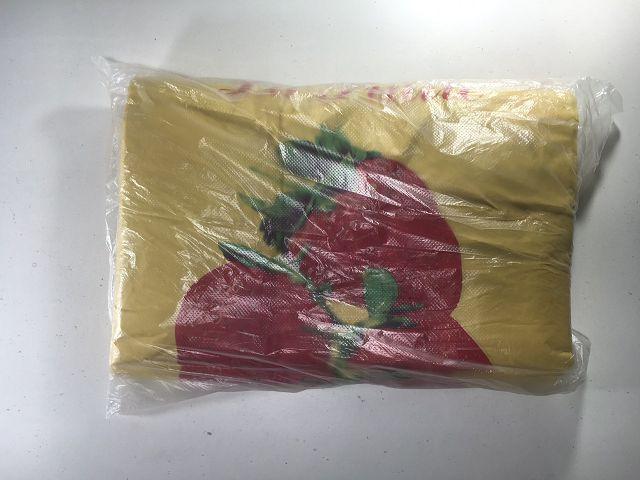 Пакет тип FA 33см 55см Три полуниці Кривий Ріг (100 шт)