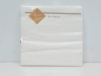 Салфетка (ЗЗхЗЗ, 20шт) Luxy Белый(3-2) (1 пач)