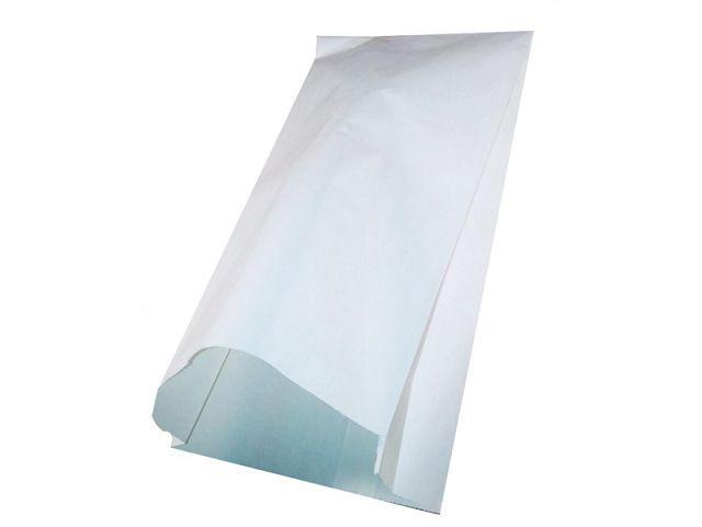 Пакет паперовий 14см 6*28см білий (1000 шт)