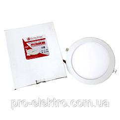 LED панелі EH-LMP-1273 кругла 4100К /Ø 225мм/18W/1620Lm /120°