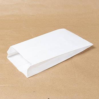 Бумажные пакеты для упаковки чая и кофе 100мм*30мм*230 мм белый, фото 2