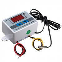 Терморегулятор цифровой XH-W3001 220В (-50...+110) с порогом включения в 0.1 градус для инкубатора