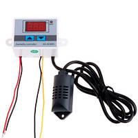 Регулятор вологості XH-W3005, для інкубатора, двох пороговий, управління вологістю 00 ~ 99% RH
