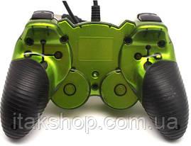 Геймпад Джойстик для ПК Lanjue L2000 Green, фото 2