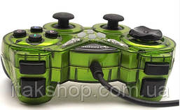 Геймпад Джойстик для ПК Lanjue L2000 Green, фото 3