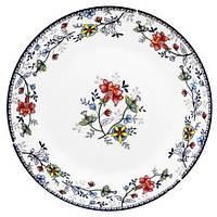 """Набор 6 обеденных тарелок """"Этно"""" Ø20.5см"""