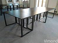 Стіл офісний лофт V-405, ДСП, 1200*600, меблі лофт
