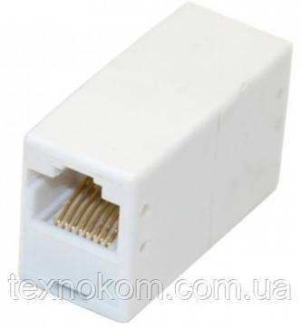 Сгон интернет соединитель RJ-45 8p8c - Техноком в Харькове