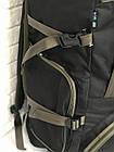Рюкзак туристический VA T-04-8 85л, олива, фото 5