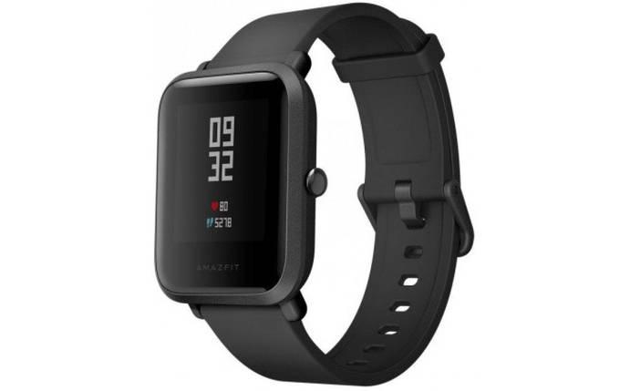 Смарт-часы Amazfit Bip Black Витрина, фото 2