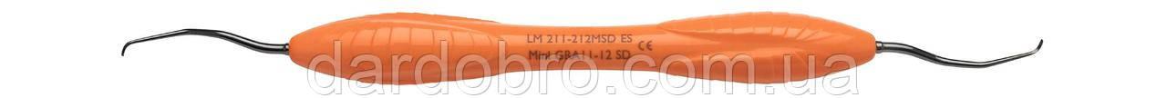 Кюрета Грейси 11/12 LM 211-212 SD, ручка es